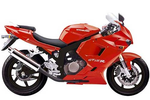 Hyosung GT125 GT125R