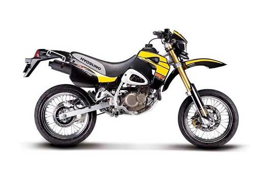 Hyosung RX125 RX125SM