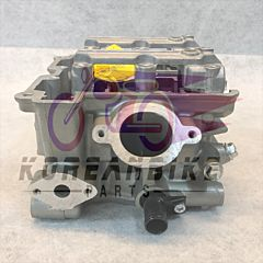 Genuine Engine Cylinder Head Assy Rear Carby Hyosung GT650 GT650R GV650