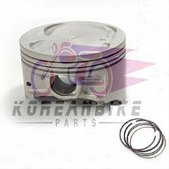 Genuine Engine Piston With Rings Set Hyosung GT650 GT650R GV650