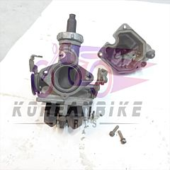 Genuine Carburetor Assy Used Hyosung RX125SM RT125D (Fits RX125 RT125 Cruse II 125 GA)