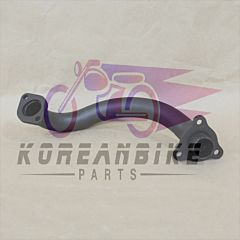 Aftermarket Front Header Muffler Exhaust Pipe Hyosung SF50 SF50R