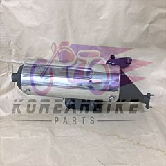 Genuine Exhaust Muffler Silencer Can Carby Daelim SL125 SQ125 S2 125