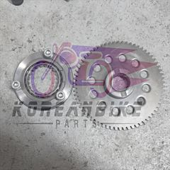 Genuine Engine Starter Clutch Assembly Used Hyosung GT250 GV250