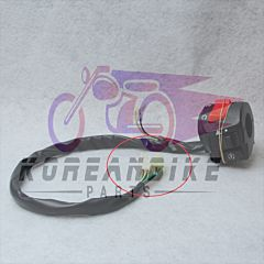 Right Handle Bar Control Switch [old type] Daelim S3 125 S3 250 Steezer 125