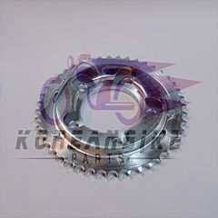 Aftermarket Rear Sprocket 45T Daelim VL125Z FI VJF 125 VJF 250