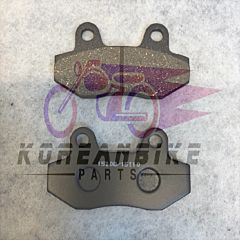 Aftermarket Front Brake Pads Daelim FC125 NC125 DART 125 Citi Ace110