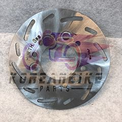 Genuine Front Right Brake Disc Disk Rotor For SYM SUPER FANCY 50 MIO 50