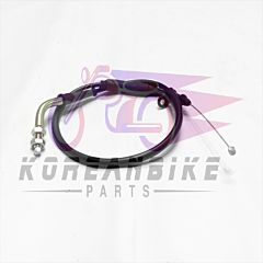 Genuine Throttle Cable Hyosung GT650R EFI model (P/N: 58300HR9700)