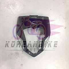 Genuine Front Upper Fairing Cover Cowl Black Daelim S1 125