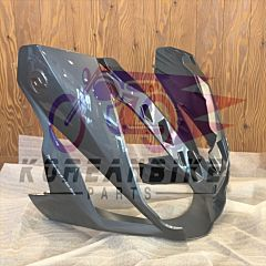 Genuine Front Cowl Cover Fairing (T/GRAY) Daelim S3 125 Fits S3 250