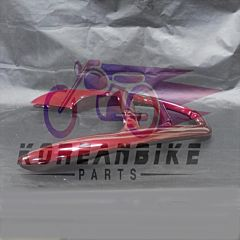Genuine Rear Rack Upper & Lower Cover Set Purple Daelim SH100