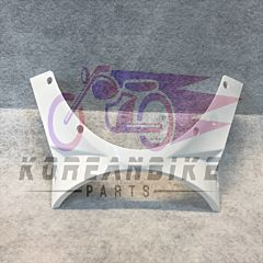 Genuine Screen Fairing White Naked Models GT125N GT250N GT650N