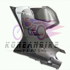 Genuine Lower Left Fairing (2013) GT250RC GT650RC (Matt Black / Gray)