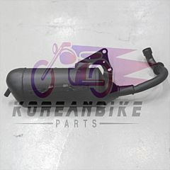Aftermarket Exhaust Muffler Old Type Hyosung SD50