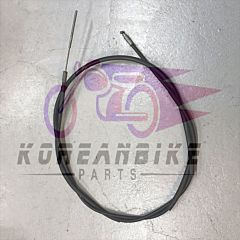 Genuine Rear Brake Cable (New Old Stock) Hyosung EZ100