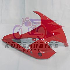 Genuine Red Right Upper Cowling Fairing Used Hyosung GT250R GT650R