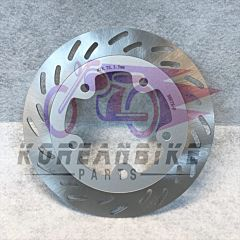 Aftermarket Front Brake Disc Disk Rotor For SYM RV/GTS/JOYRIDE 200
