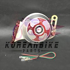 12 Volt Loud Sound Snail Electric Horn For Car Motorcycle Truck