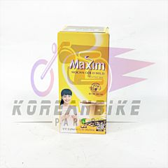 Maxim Mocha Gold Mild Coffee Mix 20 Sticks Instant Korean