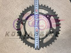 REAR STEEL HONDA SPROCKET 45T Honda CBR250 MC14 MC17 VTF VT250
